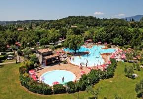 alle campings in italie